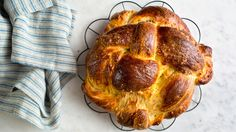 Made with extra-virgin olive oil, this challah is especially rich and complex tasting A little bit of grated citrus zest, if you choose to use it, adds a welcome brightness to the soft, slightly sweet loaf, which is also flavored with orange juice If you'd prefer a more classic challah, substitute a neutral oil such as safflower or grapeseed for the olive oil and leave out the zest