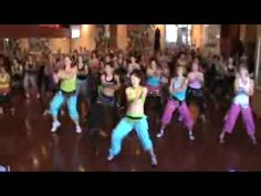 another zumba video