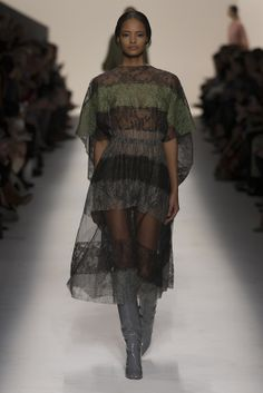 Malaika Firth  http://www.refinery29.com/2014/04/65980/most-popular-fashion-shows#slide4  4. Valentino — 2,204,575 page views, 28,444 Facebook likes