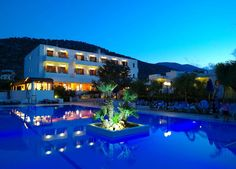 Hôtel Kyknos Beach 4* à Heraklion prix promo Voyage Crète pas cher Go Voyages à partir 299,00 € TTC 8J/7N