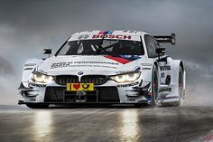 It won two titles in 2014, and the BMW M4 DTM now returns for more.
