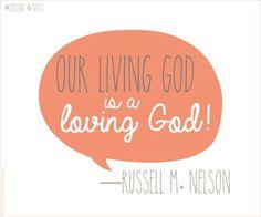 Um Deus de amor!