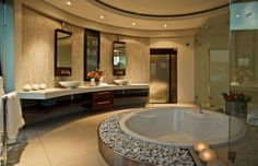 one of the most amazing bathrooms I've ever seen!