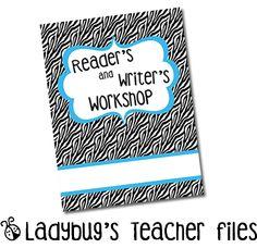 Reader's/Writer's Workshop Cover