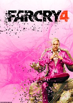 FAR CRY 4! CAN'T WAIT TO TRY IT OUT!