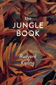 The Jungle Book - Book Cover on Behance