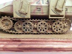 iB::Thema::DRAGON/TAMIYA in 1/35: Sd.Kfz.251/1 Stuka zu Fuss