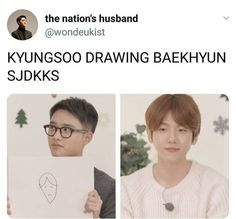EXO Meme - EXOTICEXO Meme - EXOTICThis stamp will be opened forever . - - CoverUpTattooThis stamp will be opened .This stamp will be open forever . - - CoverUpTattooThis stamp will be open forever Baekhyun, Shinee, Funny Kpop Memes, Kdrama Memes, Xiuchen, E Dawn, Do Kyung Soo, Thing 1, Jokes