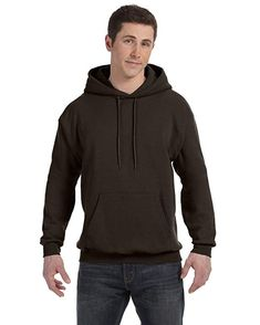 Hanes Men's Pullover EcoSmart Fleece Hooded Sweatshirt 50% Cotton/50% Polyester Imported Pull On closure Machine Wash Drawstring hoodie with kangaroo pocket featuring ribbed waistband and cuffs 7.8-ounce fleece. Machine wash it again and again without hesitation because it's pill-resistant Double-needle neck and armholes #hanes #survival #hiking #camping #outdoor #tactical #pullover #ecosmart #sweatshirt #hooded