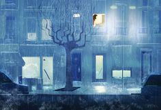 Raining by Pascal Campion