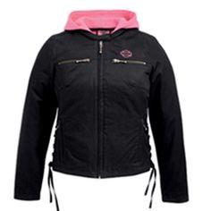 harley davidson coats for women   of Harley Davidson Jackets for Men and Women Harley Davidson Women ...