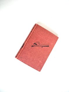 Dugout Jinx FIRST Edition Clair Bee Book, Chip Hilton, Sports Book, Children's Baseball Book, First Edition 1952, US Sports, Gift by MushkaVintage3 on Etsy