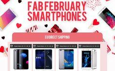 Los mejores móviles chinos a unos precios muy rebajados. Aprovecha la promoción en smartphones de Gearbest durante el mes de febrero.