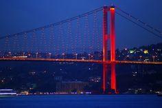 Bosphorus  / Istanbul  - Turkey