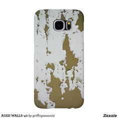 AGED WALLS-40 SAMSUNG GALAXY S6 CASES