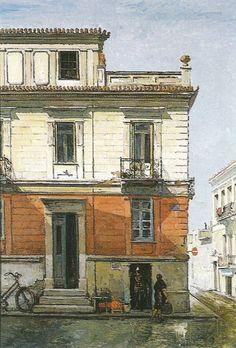 Μαλάμος Κώστας-Αθηναικό σπίτι