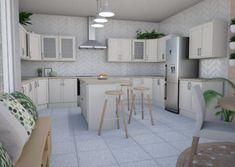 #diningroom #dininroomideas #plants #contemporary  #green #tileideas #edesign #interiordesign  #nz #kitchendesign #kitchenideas