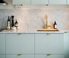 Kitchens Mix of High & Low Materials | Apartment Therapy