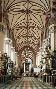 Cathedral of Frauenburg (Frombork), Poland