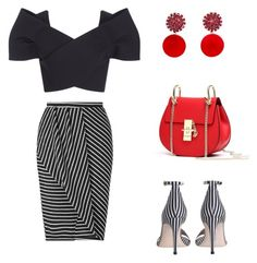 A fashion look from March 2017 featuring sleeveless tops, Miss Selfridge and strappy sandals. Browse and shop related looks. Fashion Looks, Women's Fashion, Delpozo, Marni, Miss Selfridge, Polyvore Fashion, Clothing, Stuff To Buy, Outfits