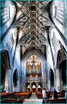 Cathedrale Bern - Bern, Switzerland