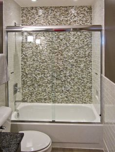 Glass Shower Doors Over Tub costco: madison shower 10 mm tempered glass reversible door tub
