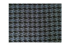 Tejido tipo chanel de dibujo pata de gallo de color azul y negro, idóneo para chaquetas tipo tweed, vestidos, chaquetón, abrigos...#chanel #lana #pata de gallo #bicolor #azul #negro #tweed #abrigos #trajechaqueta #vestidos #tejido #tejidos #textil #tela #telasseñora #telasniños #comprar #online