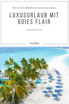 Funny, funnier, Finolhu: Retro Urlaub auf den Malediven - The Chill Report Maldives, Den, Beaches, Bucket, Retro, Funny, Travel, Paradise, Island