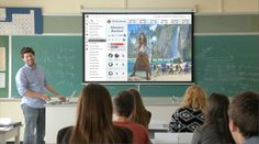 Classcraft: Make learning an adventure! Transform your classroom into an immersive game, played with your students throughout the semester or school year. #ded318