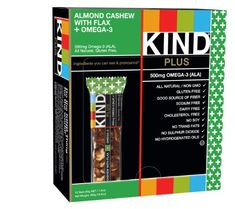 Kind Plus Almond Cashew with Flax Plus Omega 3 168 oz Pack of 12 ** Details can be found by clicking on the image.Note:It is affiliate link to Amazon.