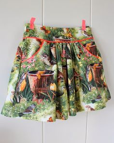 Zelfgemaakte kleertjes 2 - Pauline