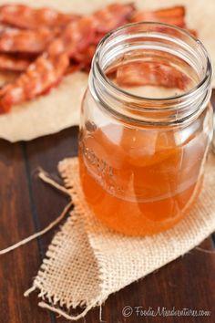 ... bacon infused bourbon bacon infused bourbon the marvelous