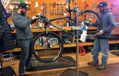 Keeping your bike clean during winter cycling can be a tricky proposition. Use these tips from the maintenance team at Peloton Cycles to save time and money.