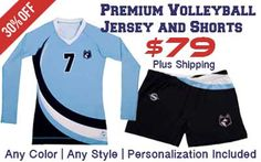 Bolleyball premium uniforms promotion going on now at teamsportdirect.com