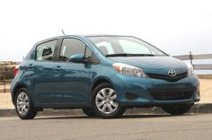 Cheapest Cars The Least Expensive New Cars Of 2014 Toyota Yaris L