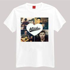 Shawn Mendes Collage Tshirt
