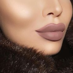 """Baby its cold outside ❄️❄️❄️☕️ Bundle up and swipe on ICED MOCHA liquid lipstick, shop our Hydra Mattes to bring it home these perfect lips belong to…"""