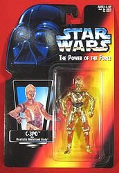 """C-3PO"" STAR WARS ACTION FIGURE DROID / ROBOT"