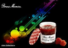 From salads to pastas, add #BonneMaman zesty fruit flavor #preserves and liven up cold meals.