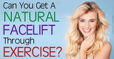 Your facial muscles play a key role in the contouring of your face, which is why facial exercises can help you maintain a more youthful look as you age. http://fitness.mercola.com/sites/fitness/archive/2015/04/10/facial-muscle-exercises.aspx