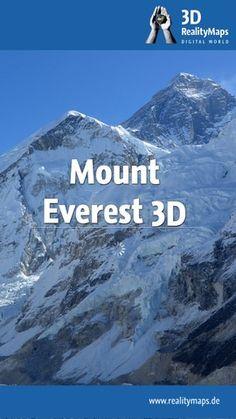 mount everest 3d tour app