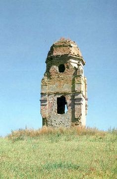 Tyhoml castle  Location: Khmelnytsky region  Country: Western Ukraine