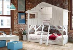 Childrens beds, Toddler beds, Treehouse Beds, Caravan Beds, Tent Beds and Bunk Beds Modern Bunk Beds, Cool Bunk Beds, Bunk Beds With Stairs, Twin Bunk Beds, Kids Bunk Beds, Childrens Bedroom Furniture, Childrens Beds, Bedroom Furniture Sets, Lego Bedroom