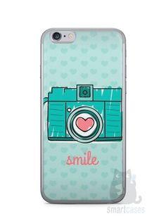 Capa Iphone 6/S Câmera Fotográfica