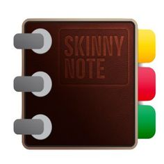 19 September 2012 : SkinnyNote Lite Notepad Notes by Smart Mobile Solutions http://www.dailyfireapps.com/appinfo.php?app=aHR0cDovL3d3dy5hbWF6b24uY29tL2dwL3Byb2R1Y3QvQjAwOTlGMllFQy8/dGFnPWRhaWx5ZmlyZS0yMA==