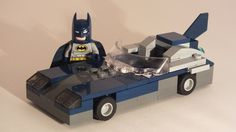 /by |{imiduck #flickr #LEGO #Batmobile