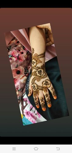 Henna Mehndi, Mehendi, Mhndi Design, Mehndi Images, Tory Burch, Fashion, Moda, Mehndi Pictures, Fashion Styles