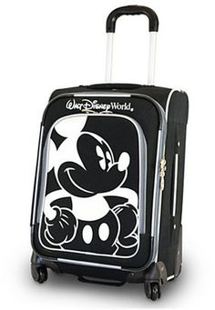 Disney Mickey Mouse Luggage - Walt World - 20'' - ShopStyle