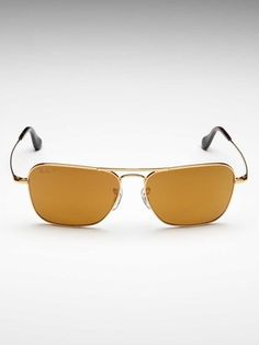 9ec95ff24118c Ray-Ban Ultra Gold Caravan Aviator Frame New Ray Ban Sunglasses, Ray Ban  Glasses