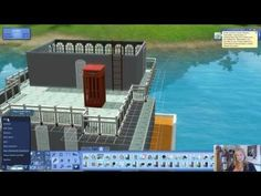 ▶ The Sims 3 - Island Paradise 2 - Making a Houseboat - YouTube